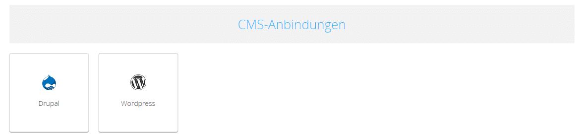 CMS_Integrationen