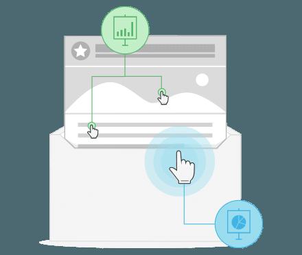 Öffnungsrate Klickrate Newsletter
