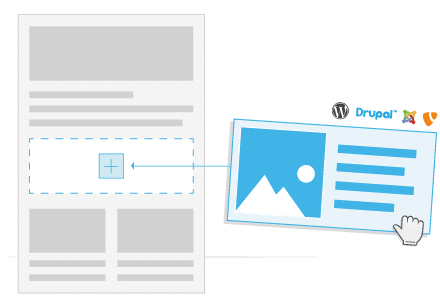 CMS-Integration E-Mail Marketing