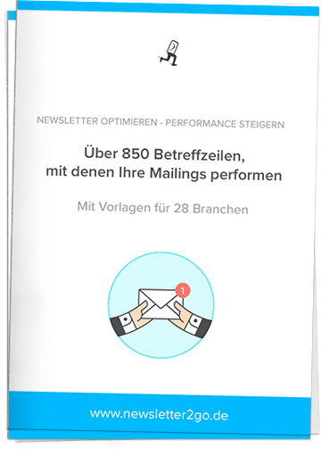 Whitepaper-Cover-Betreffzeilen - Newsletter2Go