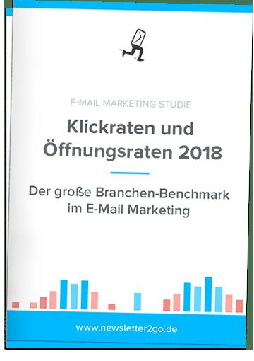Branchen-Benchmark 2018 - Newsletter2Go