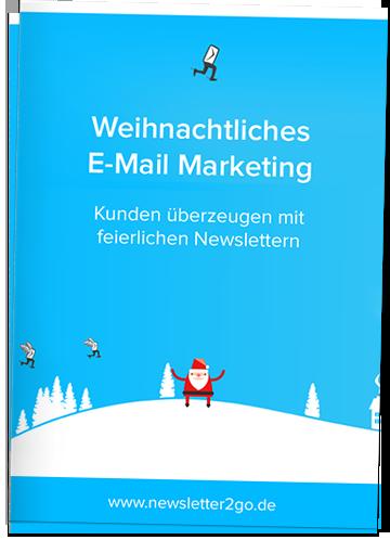 Weihnachten im E-Mail Marketing - Newsletter2Go