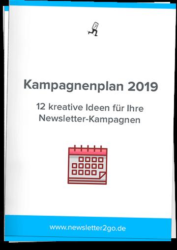 Whitepaper-Cover-Kampagnenplan-2019 - Newsletter2Go